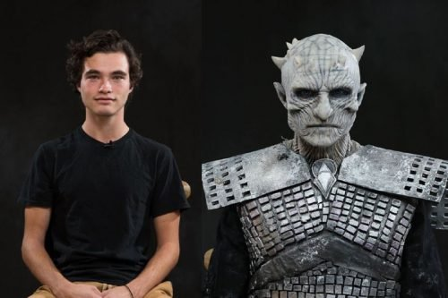 game of thrones transformation - HBO campus events