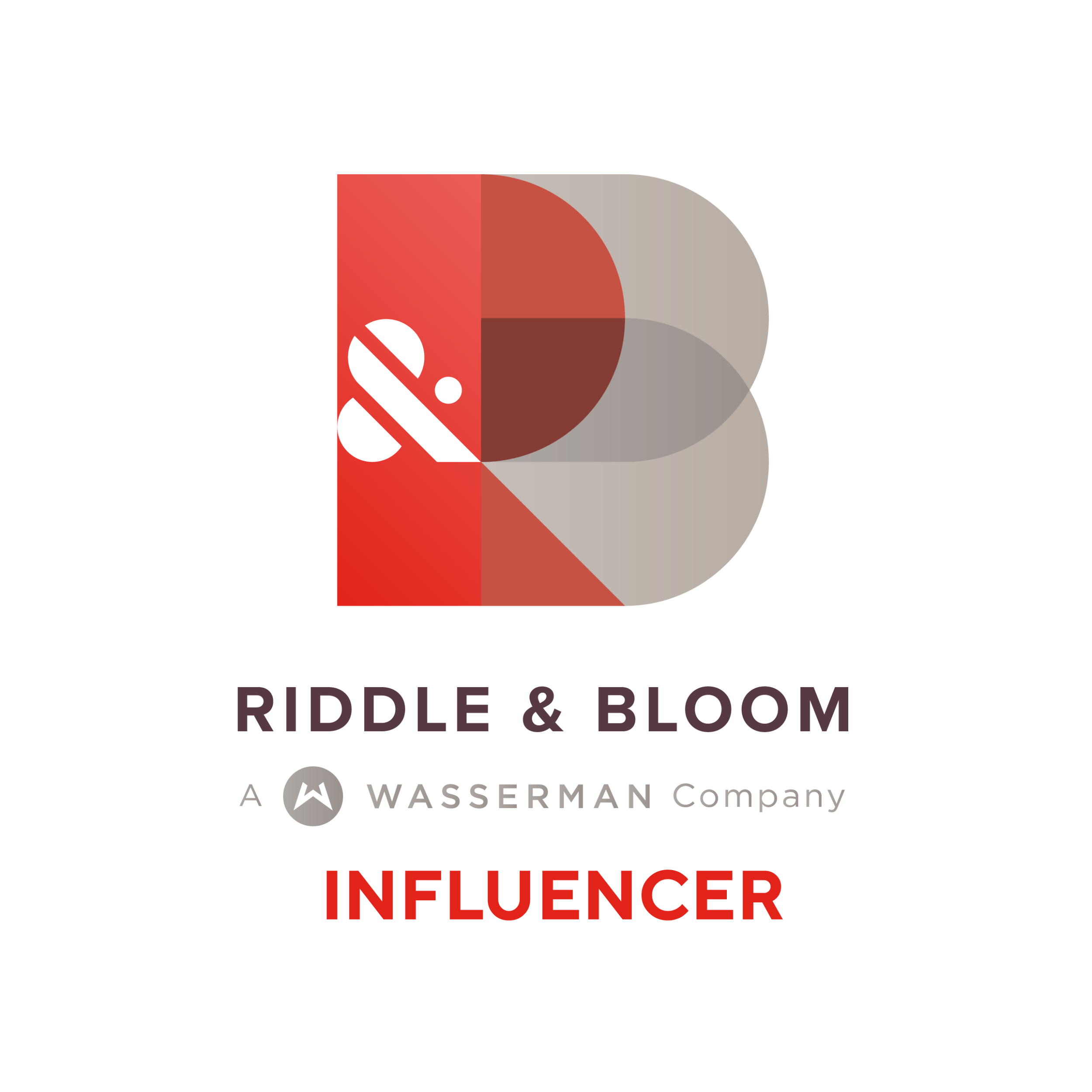 riddle and bloom a wasserman company infuencer application